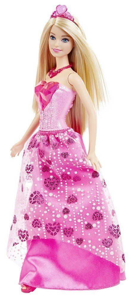 barbie fairytale princess doll